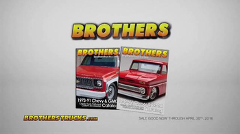 Brothers Truck Inventory Clearance Sale TV Spot, 'Chevy & GMC Parts' - Thumbnail 7