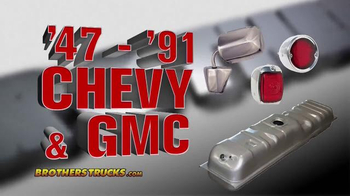 Brothers Truck Inventory Clearance Sale TV Spot, 'Chevy & GMC Parts' - Thumbnail 4