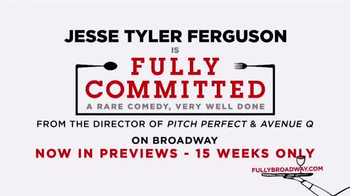 Fully Committed TV Spot, 'A Delicious Comedy' Feat. Jesse Tyler Ferguson - Thumbnail 6