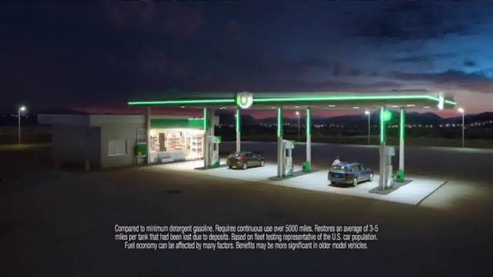 BP TV Commercial, 'Our Best Fuel Ever' - iSpot.tv