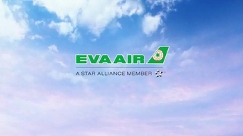 EVA Air TV Spot, 'The Best Link to Cross the Pacific' - Thumbnail 8