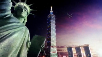 EVA Air TV Spot, 'The Best Link to Cross the Pacific' - Thumbnail 3