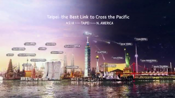 EVA Air TV Spot, 'The Best Link to Cross the Pacific' - Thumbnail 6