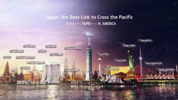 EVA Air TV Spot, 'The Best Link to Cross the Pacific'