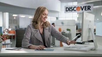 Discover It Card TV Spot, 'U.S. Based Customer Service'