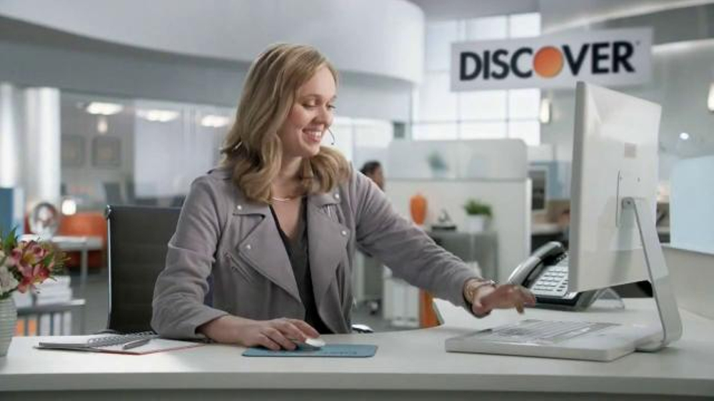 discover it card tv commercial u s based customer service ispot tv