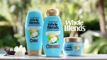 Garnier Whole Blends TV Spot, 'Nueva línea hidratante' [Spanish] - Thumbnail 9