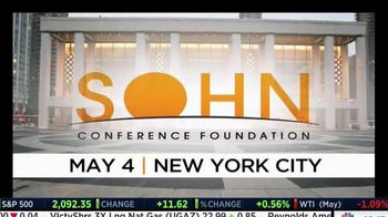 The Sohn Conference Foundation TV Spot, 'CNBC: 21st Annual Sohn Conference' - 5 commercial airings