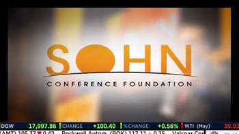 The Sohn Conference Foundation TV Spot, 'CNBC: 21st Annual Sohn Conference' - Thumbnail 1
