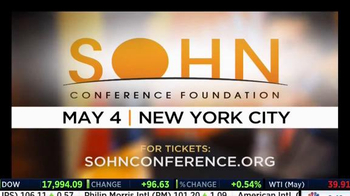 The Sohn Conference Foundation TV Spot, 'CNBC: 21st Annual Sohn Conference' - Thumbnail 8