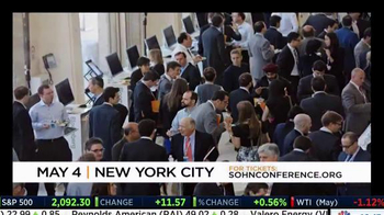 The Sohn Conference Foundation TV Spot, 'CNBC: 21st Annual Sohn Conference' - Thumbnail 4