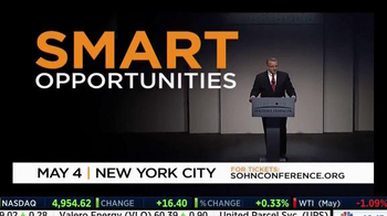 The Sohn Conference Foundation TV Spot, 'CNBC: 21st Annual Sohn Conference' - Thumbnail 5