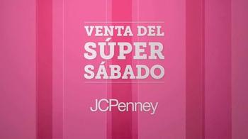 JCPenney Venta del Súper Sábado TV Spot, 'Ropa y joyería' [Spanish] - Thumbnail 1