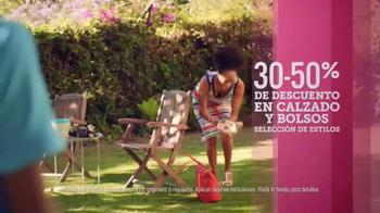 JCPenney Venta del Súper Sábado TV Spot, 'Ropa y joyería' [Spanish] - Thumbnail 4