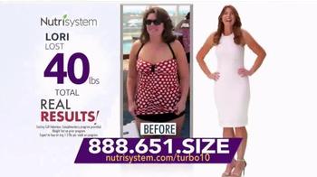 Nutrisystem Turbo 10 TV Spot, 'Ready to Make a Splash' - Thumbnail 2