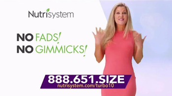Nutrisystem Turbo 10 TV Spot, 'Ready to Make a Splash' - Thumbnail 3