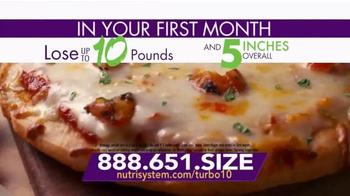 Nutrisystem Turbo 10 TV Spot, 'Ready to Make a Splash' - Thumbnail 4