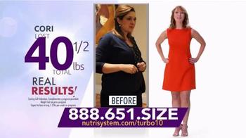 Nutrisystem Turbo 10 TV Spot, 'Ready to Make a Splash' - Thumbnail 5