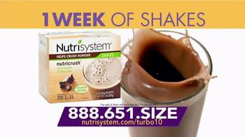 Nutrisystem Turbo 10 TV Spot, 'Ready to Make a Splash' - Thumbnail 7