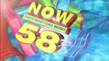 NOW That's What I Call Music 58 TV Spot - Thumbnail 1