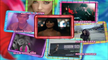 NOW That's What I Call Music 58 TV Spot