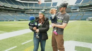 NFL Newborn Fan Club TV Spot, 'It Starts from Day 1' - 262 commercial airings