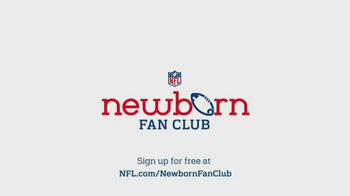 NFL Newborn Fan Club TV Spot, 'It Starts from Day 1' - Thumbnail 10