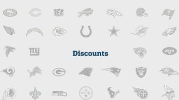 NFL Newborn Fan Club TV Spot, 'It Starts from Day 1' - Thumbnail 9