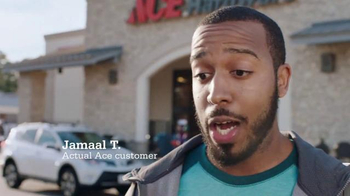 ACE Hardware BOGO Sale TV Spot, 'Jamaal'