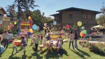 Tostitos Cantina Chipotle Thins TV Spot, 'Kid's Birthday' - Thumbnail 1