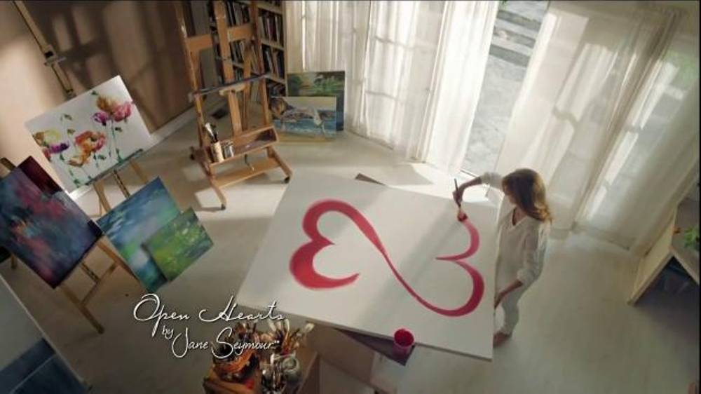d3dab0121 Kay Jewelers Open Hearts TV Commercial, 'A Universal Symbol' Feat. Jane  Seymour