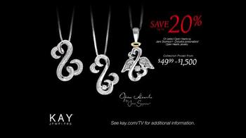 Kay Jewelers Open Hearts TV Spot, 'A Universal Symbol' Feat. Jane Seymour - Thumbnail 6