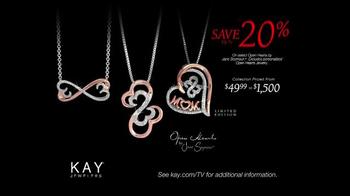 Kay Jewelers Open Hearts TV Spot, 'A Universal Symbol' Feat. Jane Seymour - Thumbnail 7