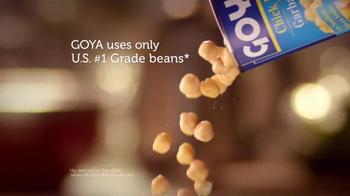 Goya Low Sodium Chick Peas TV Spot, 'Melissa & Tony' - Thumbnail 7