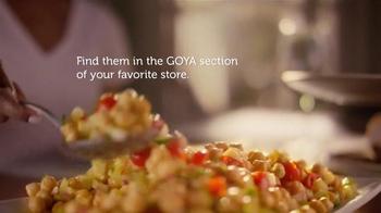 Goya Low Sodium Chick Peas TV Spot, 'Melissa & Tony' - Thumbnail 9