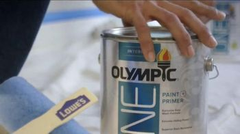 Olympic Paints and Stains TV Spot, 'Crayons'