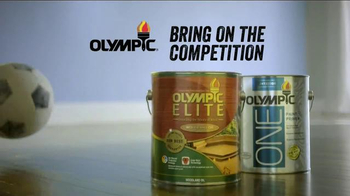 Olympic Paints and Stains TV Spot, 'Crayons' - Thumbnail 8