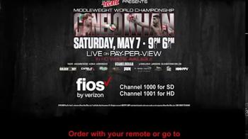 Fios by Verizon Pay-Per-View TV Spot, 'Canelo vs. Khan' - Thumbnail 5