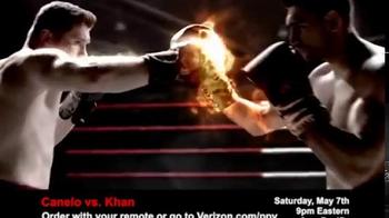 Fios by Verizon Pay-Per-View TV Spot, 'Canelo vs. Khan' - Thumbnail 4