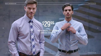 Men's Wearhouse TV Spot, 'From Casual to Corporate' - Thumbnail 7