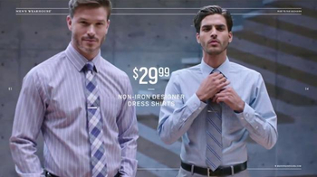 Men's Wearhouse TV Spot, 'From Casual to Corporate' - Thumbnail 8