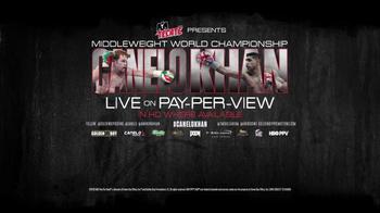 Pay-Per-View TV Spot, 'Canelo vs. Khan' - Thumbnail 5