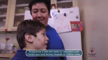 Shriners Hospitals for Children TV Spot, 'Tim's Best Friend' - Thumbnail 2