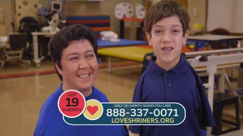 Shriners Hospitals for Children TV Spot, 'Tim's Best Friend' - Thumbnail 5
