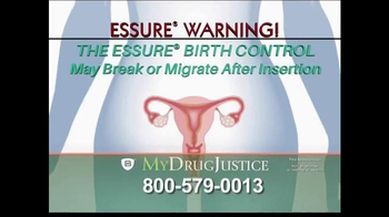 Baron & Budd, P.C. TV Spot, 'Essure Warning'