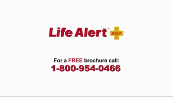 Life Alert TV Spot, 'Scary Situation' Featuring Jerry Springer - Thumbnail 3