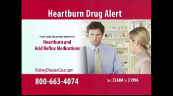 Gold Shield Group TV Spot, 'Heartburn Drug Alert' - Thumbnail 1