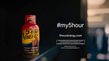 5 Hour Energy TV Spot, 'What a Day' Featuring Jimmy Uso, Jey Uso - Thumbnail 8