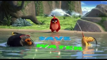 United Nations TV Spot, 'The Angry Birds Movie: Help Red Go Green'