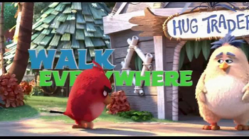 United Nations TV Spot, 'The Angry Birds Movie: Help Red Go Green' - Thumbnail 3